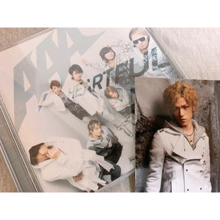 トリプルエー(AAA)の【AAA】HEARTFUL(ポップス/ロック(邦楽))