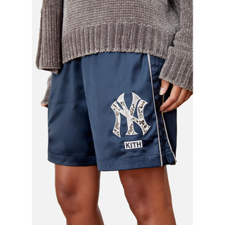 Supreme - KITH × MLB Yankees Active Shorts Mサイズ