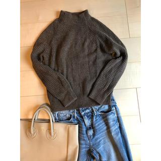 ムジルシリョウヒン(MUJI (無印良品))の◆美品◆ 着用2回 無印良品  ニット(ニット/セーター)