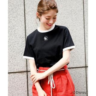 ヘザー(heather)のHeather Tシャツ ディズニー ミッキー 古着(Tシャツ(半袖/袖なし))