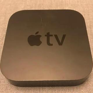 アップル(Apple)のApple TV 3世代 ケーブル リモコン付き(テレビ)