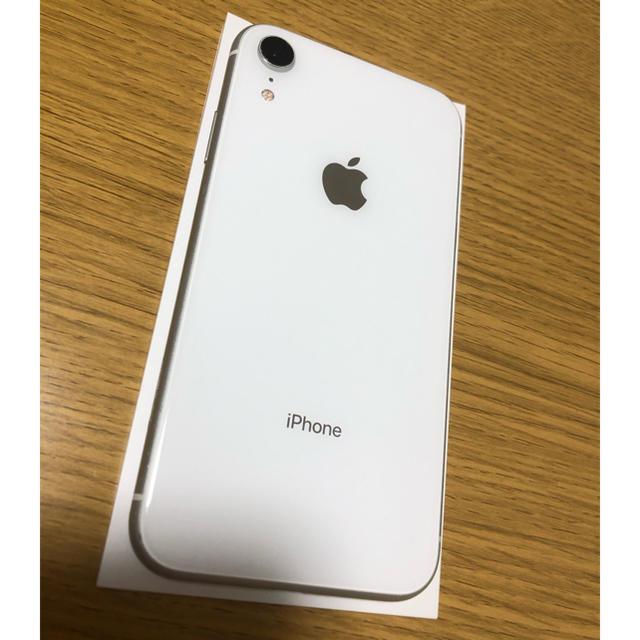 iPhone(アイフォーン)の9 iPhone xr 256GB simフリー 美品 スマホ/家電/カメラのスマートフォン/携帯電話(スマートフォン本体)の商品写真