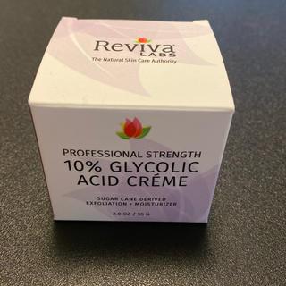 セフォラ(Sephora)のグリコール酸10%クリーム Reviva Laba(フェイスクリーム)