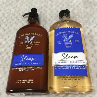 バスアンドボディーワークス(Bath & Body Works)のSWEET DREAMS SLEEP AROMATHERAPY (アロマグッズ)
