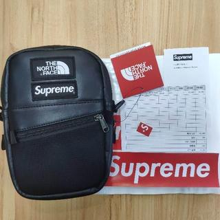 Supreme - Supreme The North Face Leather ショルダーバッグ