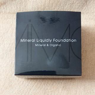エムアイエムシー(MiMC)の【新品】mimc ミネラルリキッドリーファンデーション リフィル 205(ファンデーション)