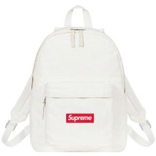 シュプリーム(Supreme)のSupreme リュック バックパック Canvas Backpack(リュック/バックパック)