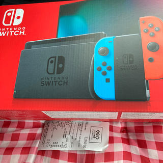 Nintendo Switch - Nintendo Switch JOY-CON(L) /(R) 本体 新品未開封