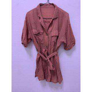 ウィゴー(WEGO)のWEGO シャツ(シャツ/ブラウス(半袖/袖なし))
