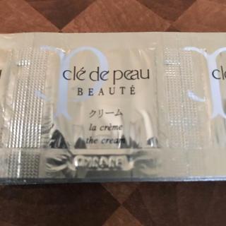 クレドポーボーテ(クレ・ド・ポー ボーテ)のクレドポーボーテ  栄養クリーム サンプル(サンプル/トライアルキット)