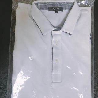 ビームス(BEAMS)の新品未使用 ビームス BEAMS HEART 鹿の子ポロシャツ Lサイズ(ポロシャツ)