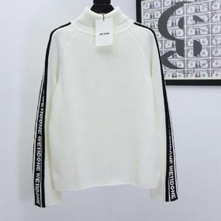 PEACEMINUSONE - WE11DONE セーター ホワイト