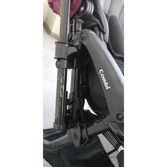 combi(コンビ)のコンビベビーカー スゴカル@4キャス エッグショックHK combi 軽量 キッズ/ベビー/マタニティの外出/移動用品(ベビーカー/バギー)の商品写真