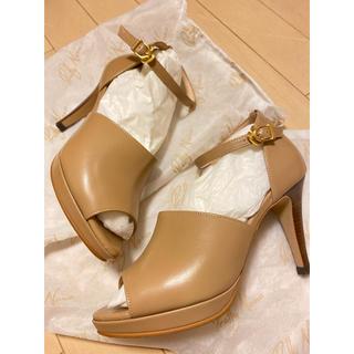 バークレー(BARCLAY)のBARCLAY バークレー パンプス サンダル 上品 靴(ハイヒール/パンプス)