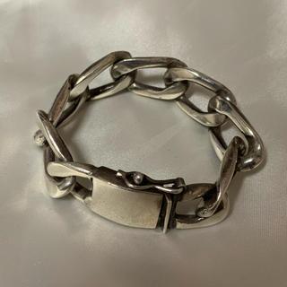Mexican jewelry heavy bracelet silver925