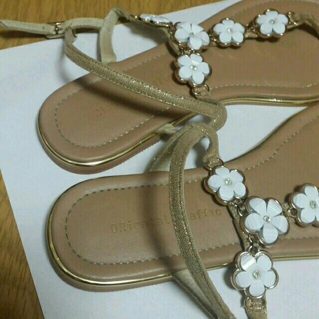 ORiental TRaffic(オリエンタルトラフィック)のオリエンタルトラフィック サンダル レディースの靴/シューズ(サンダル)の商品写真