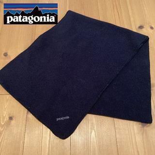 パタゴニア(patagonia)の【デッド】04's Patagonia BK フリースマフラー(スカーフ)(マフラー)