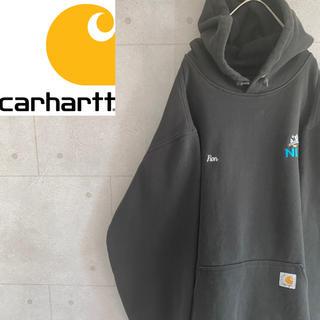 carhartt - カーハート企業ロゴパーカー