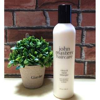 ジョンマスターオーガニック(John Masters Organics)のジョンマスターオーガニック シトラス&ネロリ デタングラー 236ml  新品(コンディショナー/リンス)