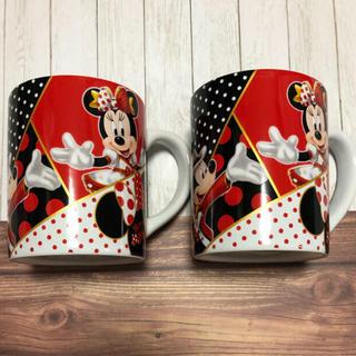 Disney - ディズニー ベリーベリーミニー!スーベニアカップ 2コ