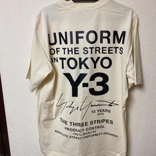 Y-3 - Y-3 uniform SS Tee ユニフォーム Tシャツ