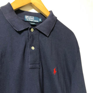 ラルフローレン(Ralph Lauren)のRalph Lauren ポロシャツ メンズ  M(ポロシャツ)