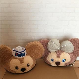 ダッフィー - 香港ディズニーダッフィー&シェリーメイイヤーハット