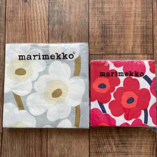 marimekko - marimekko*ペーパーナプキンセット
