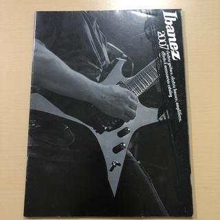 アイバニーズ(Ibanez)のibanez ギターカタログ (エレキギター)