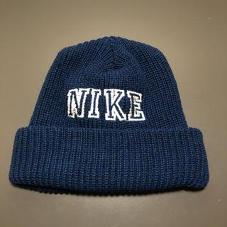NIKE - '90s NIKE ニットキャップ