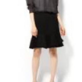 DEUXIEME CLASSE - Deuxieme Classe ピンストライプ フレアースカート サイズ:36