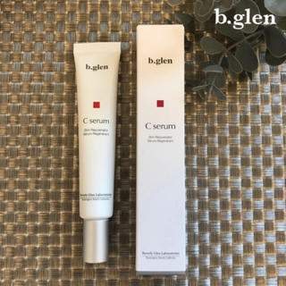ビーグレン(b.glen)のcセラム(b.glen) 15mL(美容液)