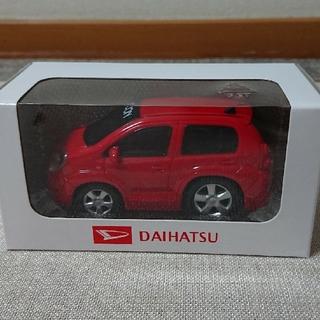 ダイハツ - DAIHATSU ブーン  プルバックカー 赤