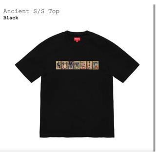 Supreme - Supreme Ancient S/S Top Black S
