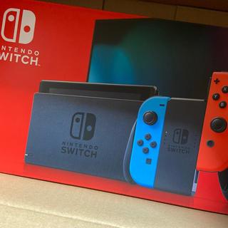 Nintendo Switch - 新品   任天堂スイッチ 本体  Nintendo Switch ネオン