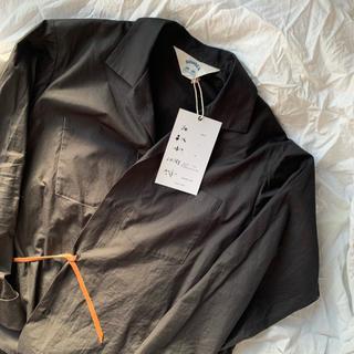サンシー(SUNSEA)のSunsea 19aw gigolo shirt bk (シャツ)