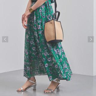 ユナイテッドアローズ(UNITED ARROWS)のユナイテッドアローズ ロングスカート 新品(ロングスカート)