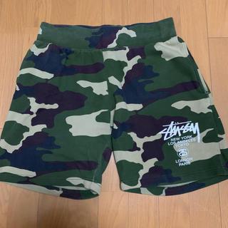 STUSSY - STUSSY World tour shorts M size