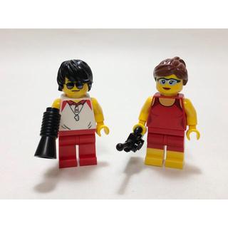 Lego - 【新品未使用】レゴ LEGO ミニフィグ ライフセーバー