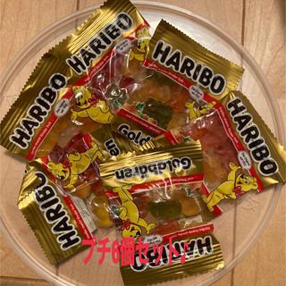 ゴールデンベア(Golden Bear)のハリボー フルーツ味 コストコ 6袋 301円 週末発送(菓子/デザート)