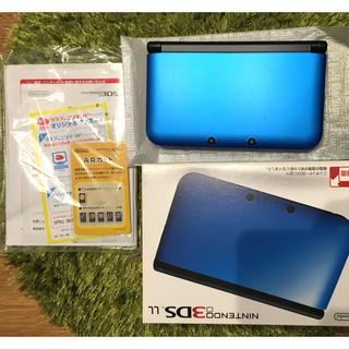 ニンテンドー3DS - Nintendo 3DS LL 本体 ブルーブラック