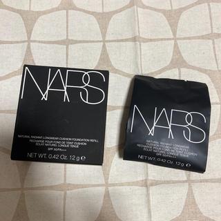 ナーズ(NARS)のナチュラルラディアントロングウェアクッションファンデーション リフィル 5880(ファンデーション)