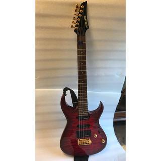 フェルナンデス(Fernandes)の【極美品】FERNANDES FGZ-420 エレキギター フェルナンデス 楽器(エレキギター)