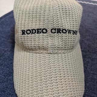 ロデオクラウンズワイドボウル(RODEO CROWNS WIDE BOWL)のロデオクラウンズ☆帽子(キャップ)