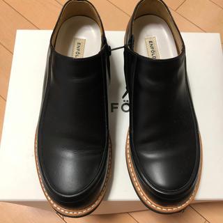 エンフォルド(ENFOLD)のenfold  レザーシューズ(ローファー/革靴)