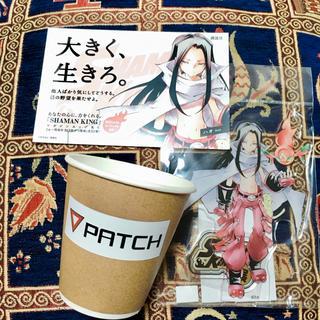 シャーマンキング  マンキン シャーマンキング展 ハオ ポストカード 葉(キャラクターグッズ)