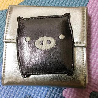 サンエックス(サンエックス)のモノクロブー ミニ財布 コインケース(財布)