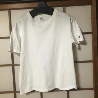 チャンピオン(Champion)のチャンピオン Tシャツ 白(Tシャツ(半袖/袖なし))
