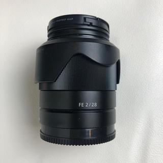 SONY - ソニー SONY FE 28mm F2 SEL28F20【訳有】【動作ok】