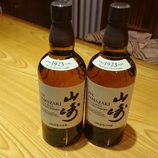 サントリー - 新品 山崎ウイスキー